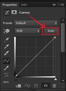 تنظیم اتوماتیک رنگ بندی تصاویر در فتوشاپ