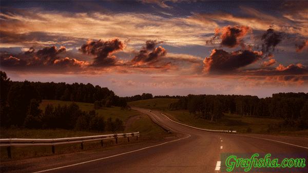 فیلتر field blur فتوشاپ
